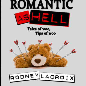 """Romantic as Hell"" book tour registration is now LIVE!"
