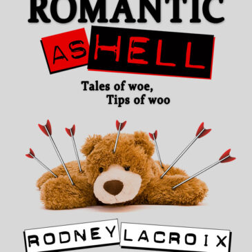 "The ""Romantic as Hell"" final cover reveal!!!"