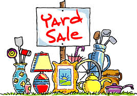 Ten Things I Learned from Having a Yard Sale