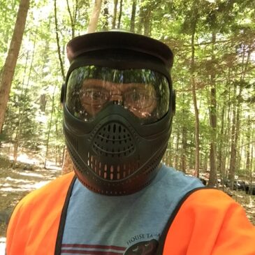 Things I learned at the Paintball Place